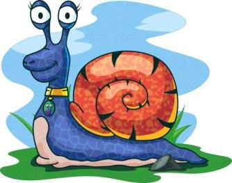 Larry the Snail