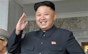 Kim Jong Un, atual Chefe de Estado da República Popular Democrática da Coréia