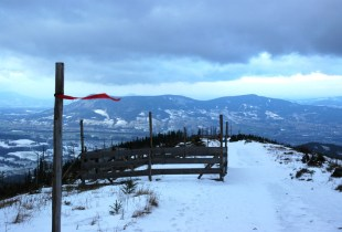 Masív Ondřejníku je součástí Štramberské vrchoviny.