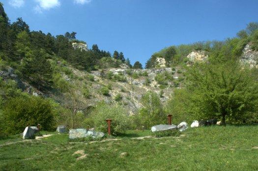 Lom na Turoldu u Mikulova byl v provozu na konci 19. a v první polovině 20. století. Dnes se zde nachází přírodní rezervace s výskytem teplomilných skalních a lesostepních společenstev.