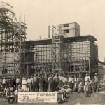 Historie těžby lignitu