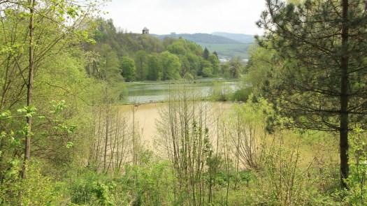 Rybníky v Brumově.