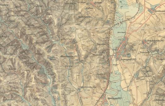 III. vojenské mapování - mapový list 4359_1 (zdroj: http://oldmaps.geolab.cz/map_viewer.pl?lang=cs&map_root=3vm&map_region=25&map_list=4359_1).
