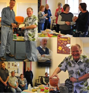 Photo taken at Dave's Retirement Party