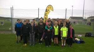 Cross Country Team at Thurso