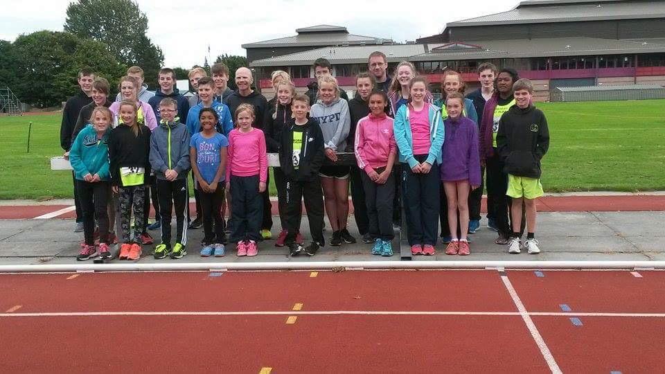 Grampian Athletics League Final – 11/09/2016