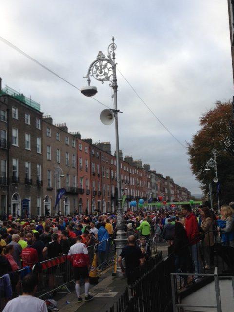 Dublin Marathon – 29/10/2017