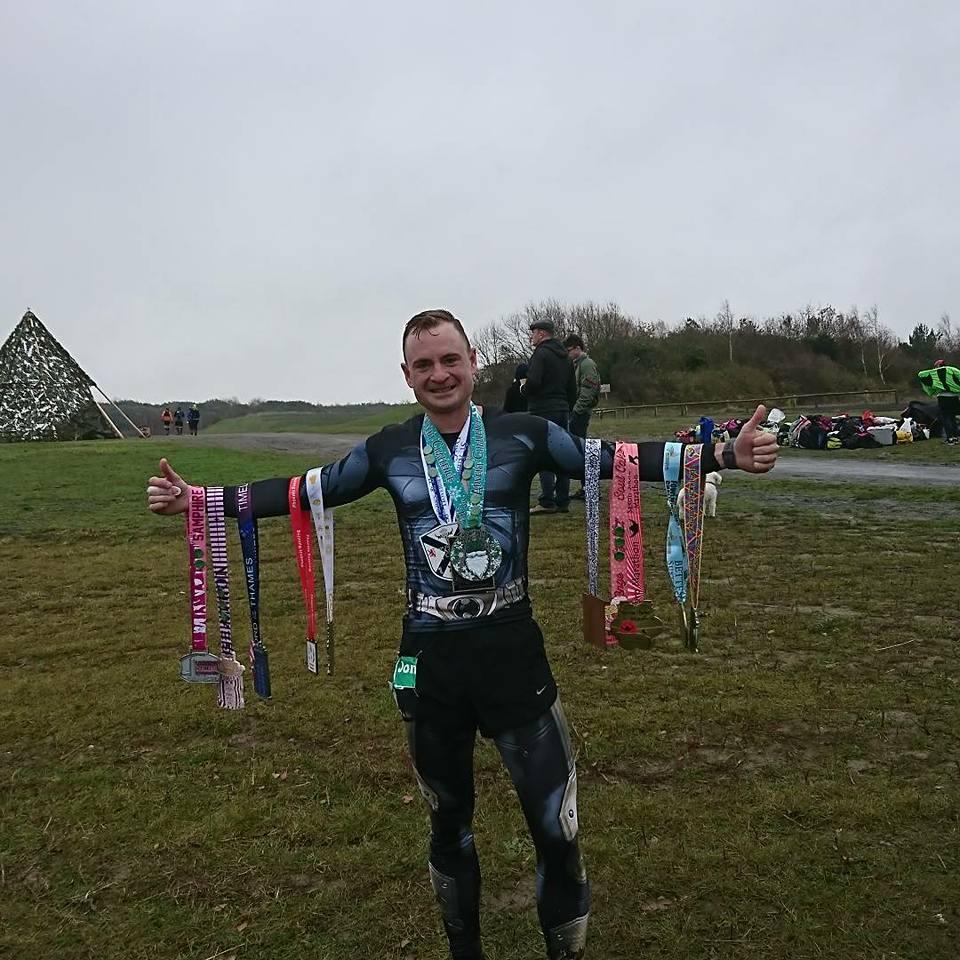 My 11 marathons in 11 days challenge
