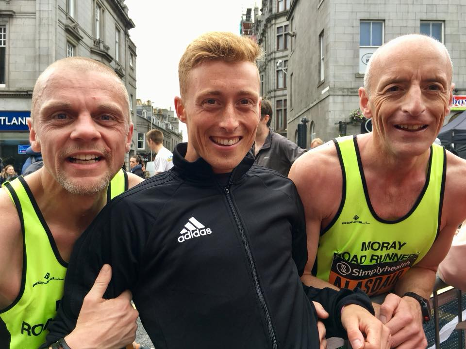 Great Aberdeen Run HM and 10km