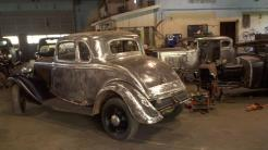 34 Ford 5 Window