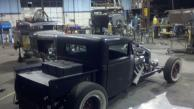 Ford Model A truck.