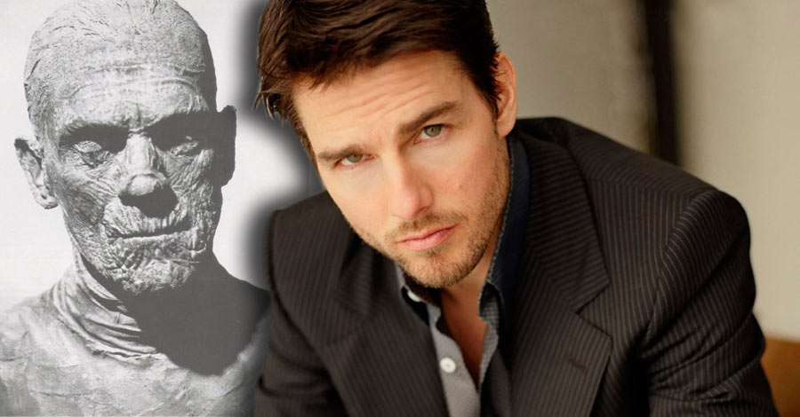 Tom Cruise to Start in The Mummy Remake