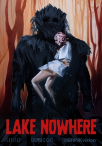 LAKE NOWHERE - Hand-Painted Cover