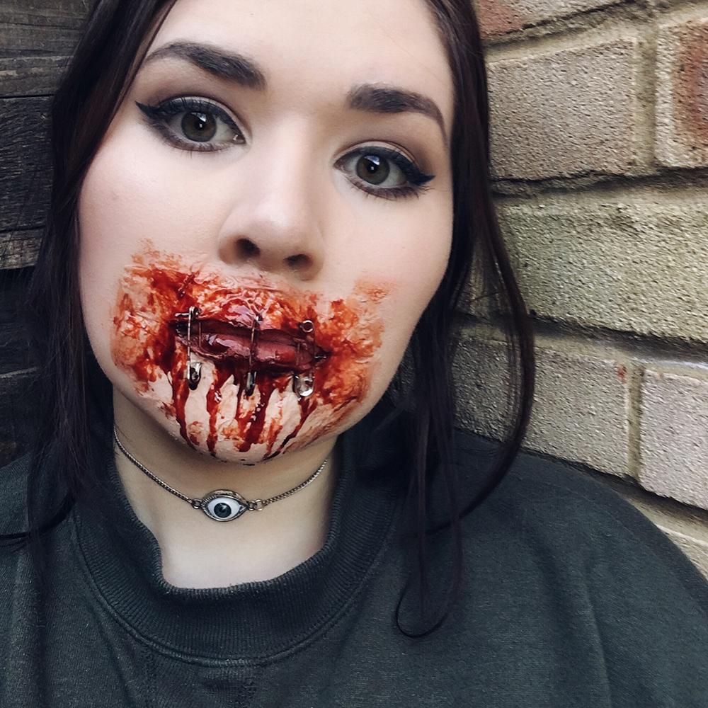 SFX makeup