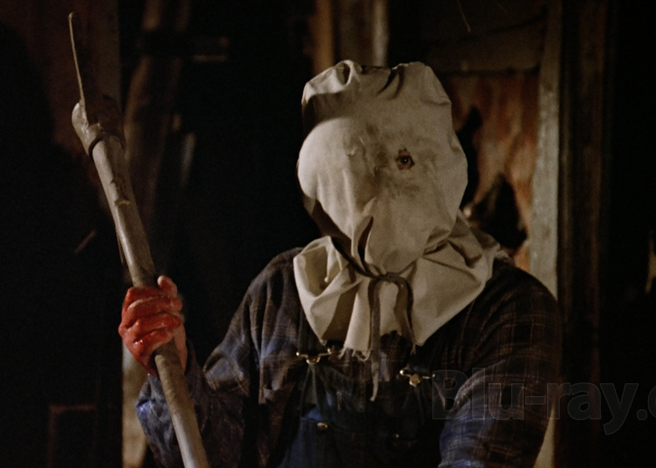 Steve Dash Friday the 13th Part 2