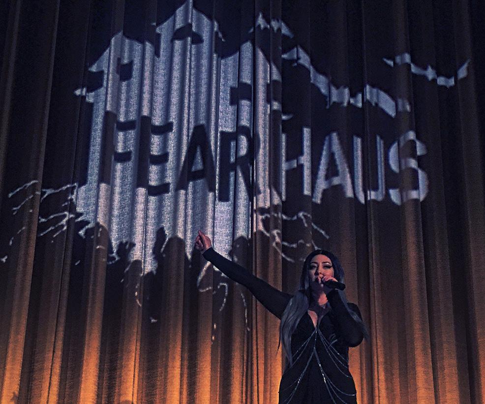 Blair Bathory Fear Haus
