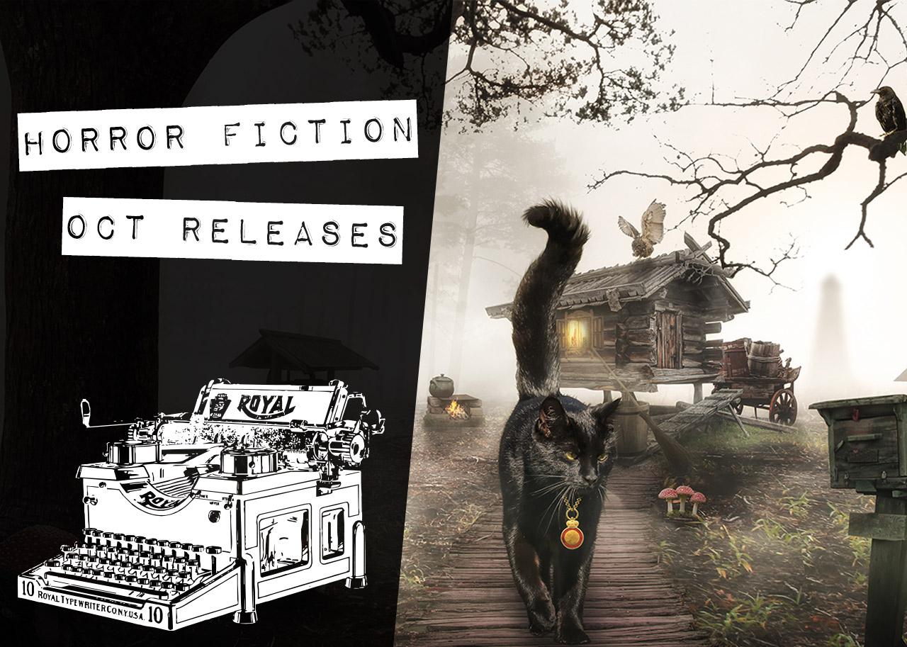 October Horror Anthologies