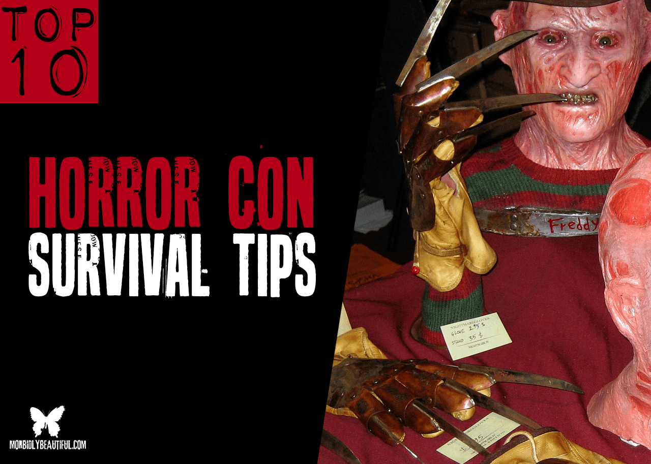 Horror Convention Survival Guide