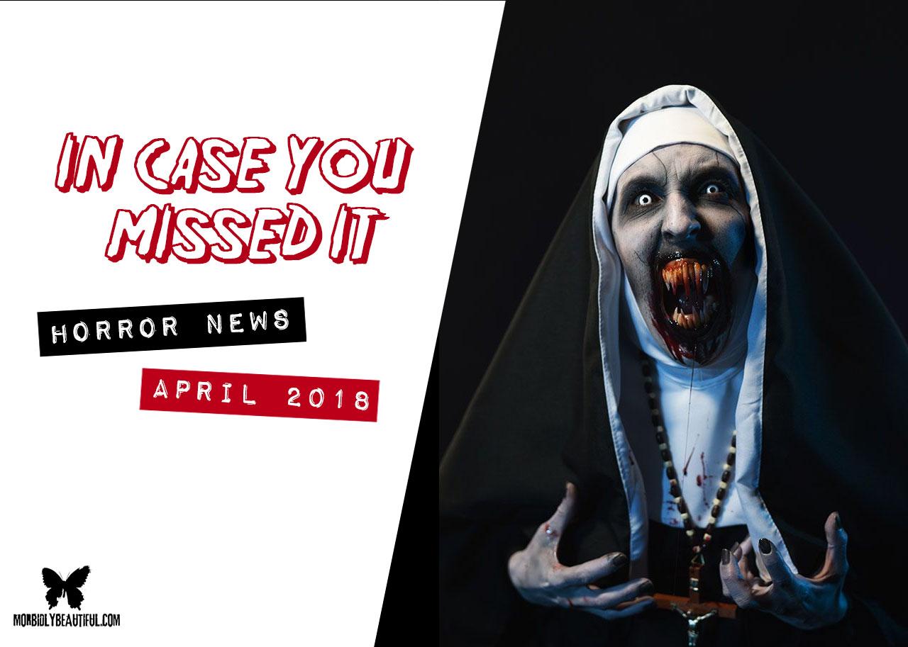ICYMI April 2018