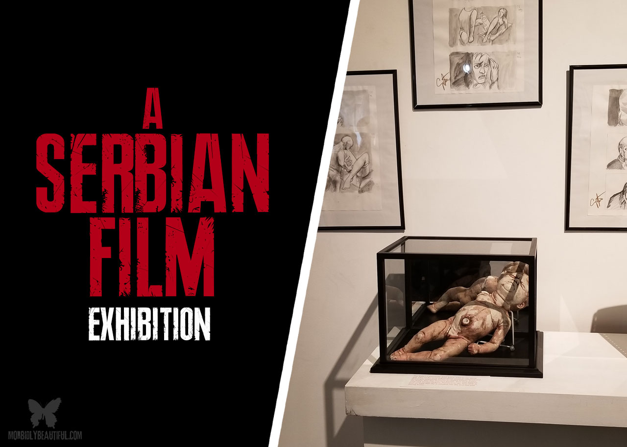 Amateur Porn Star Killer meaning behind madness: serbian film exhibition - morbidly