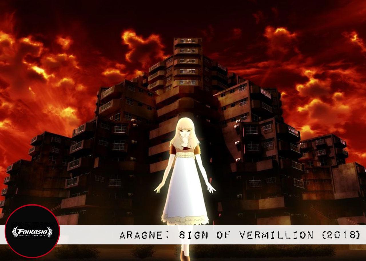 Aragne: Sign of Vermillion