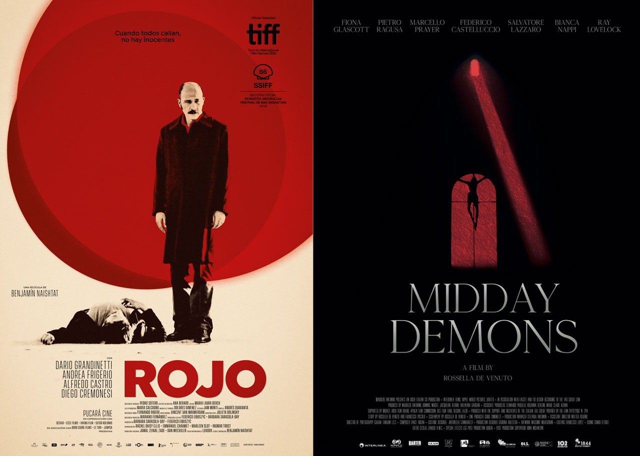 Rojo and Midday Demons