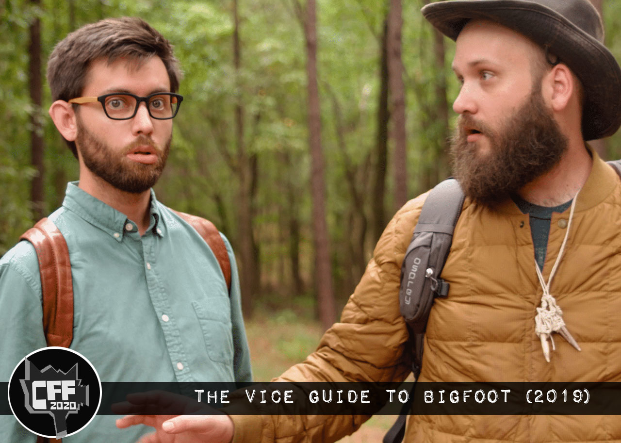 Vice Guide to Bigfoot