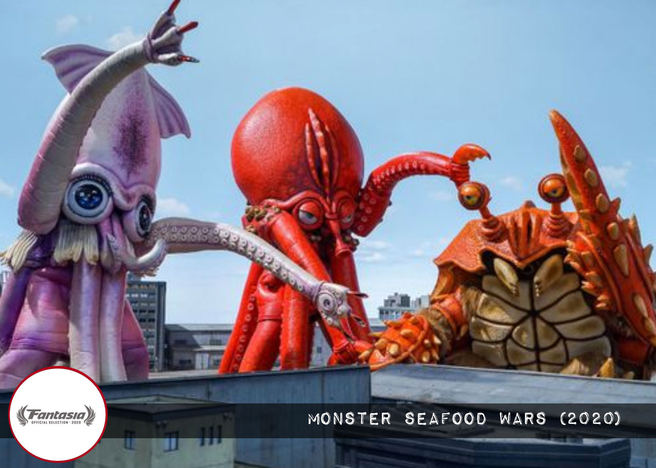Monster Seafood Wars
