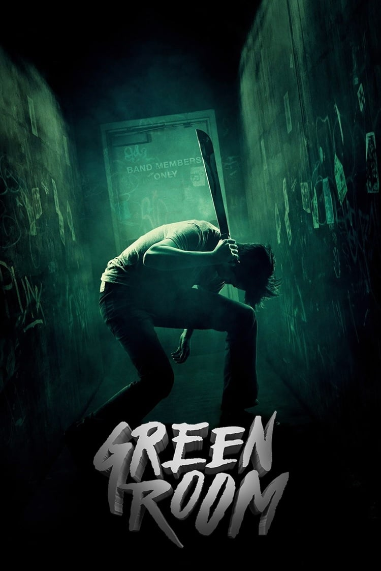 """Poster for the movie """"Green Room"""""""