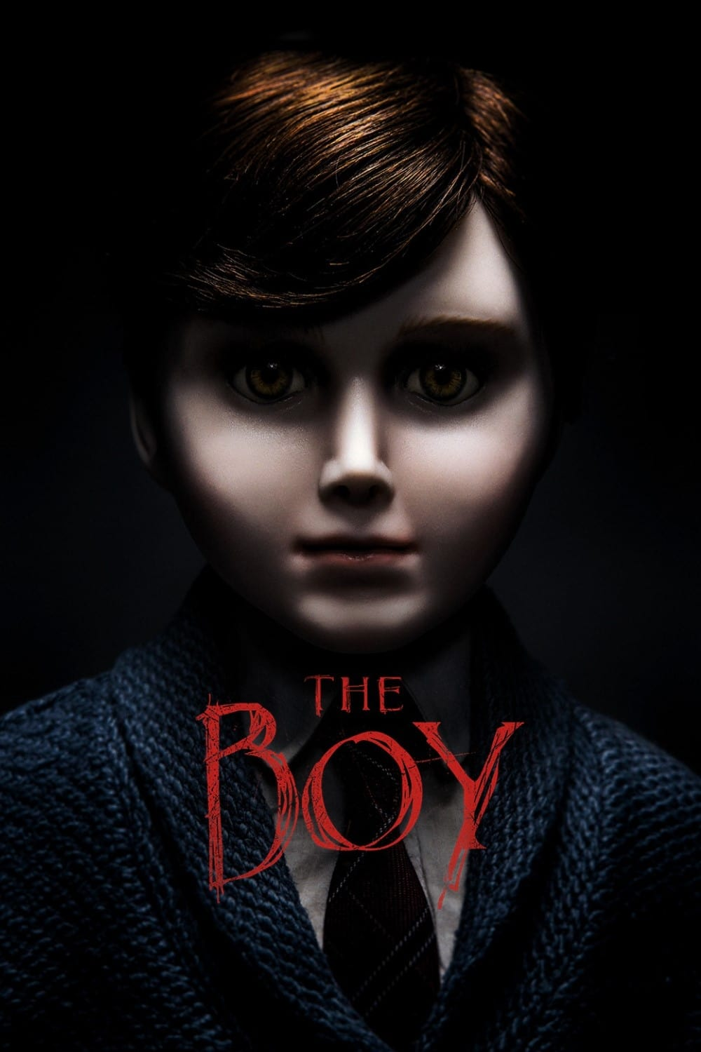 """Poster for the movie """"The Boy"""""""