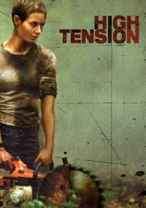 """Poster for the movie """"High Tension"""""""