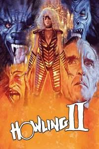 "Poster for the movie ""Howling II: Stirba - Werewolf Bitch"""
