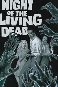 """Poster for the movie """"Night of the Living Dead"""""""