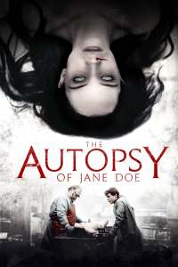 "Poster for the movie ""The Autopsy of Jane Doe"""
