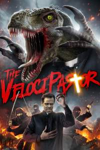 """Poster for the movie """"The VelociPastor"""""""