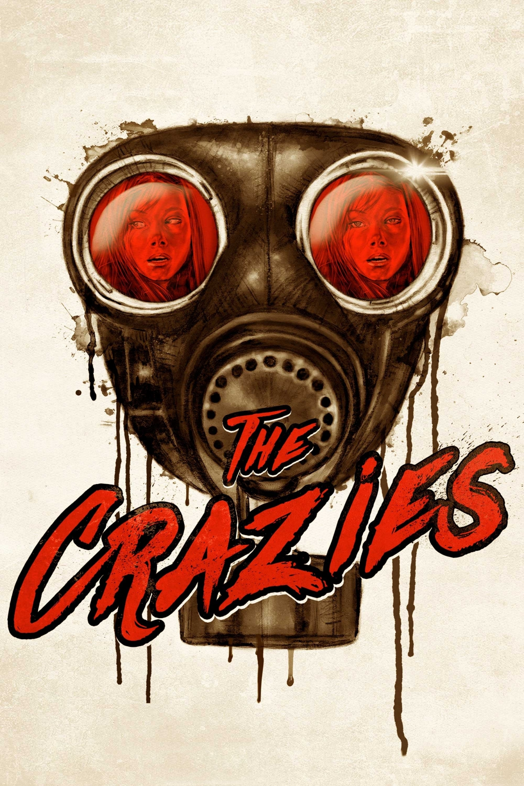 "Poster for the movie ""The Crazies"""