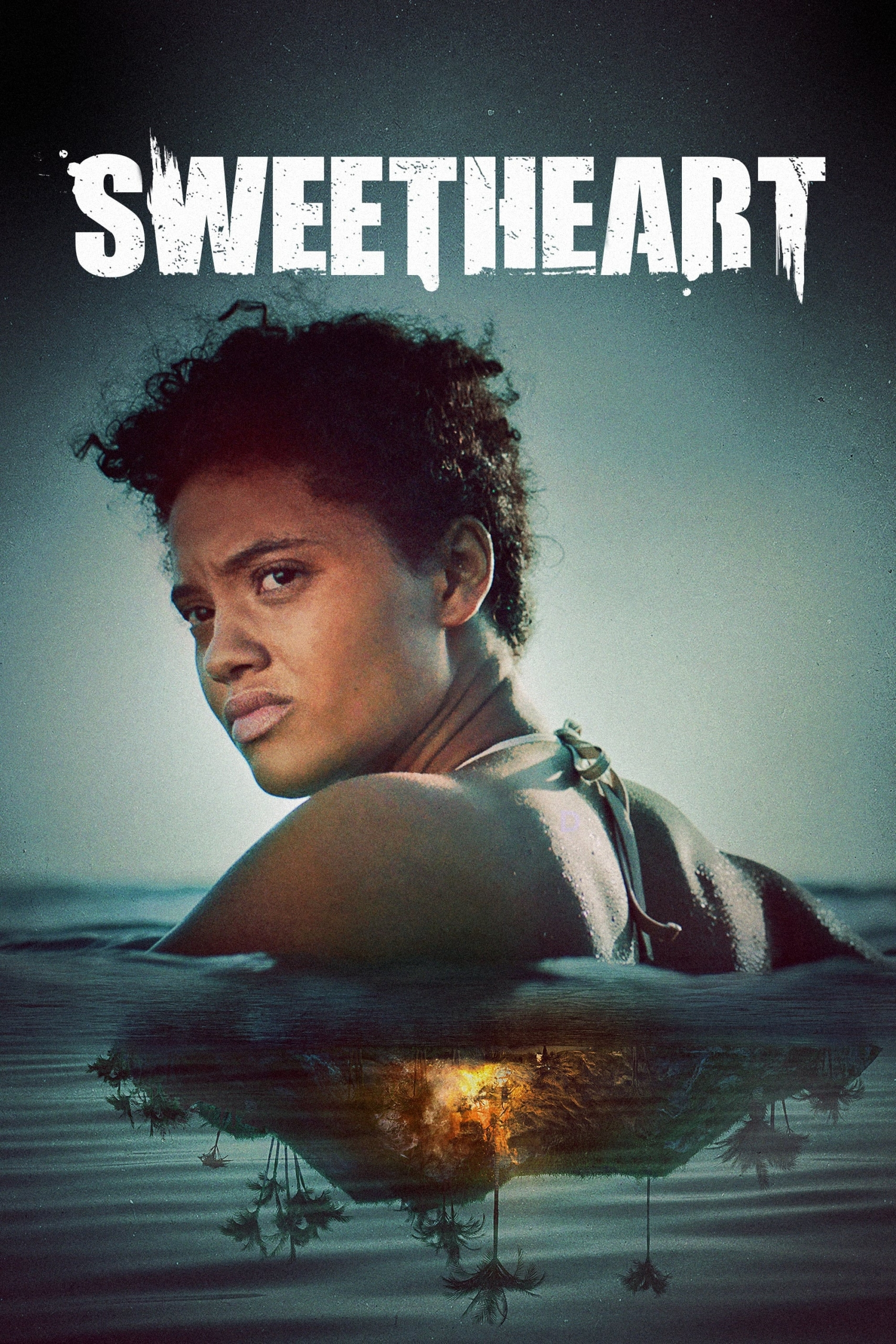 "Poster for the movie ""Sweetheart"""