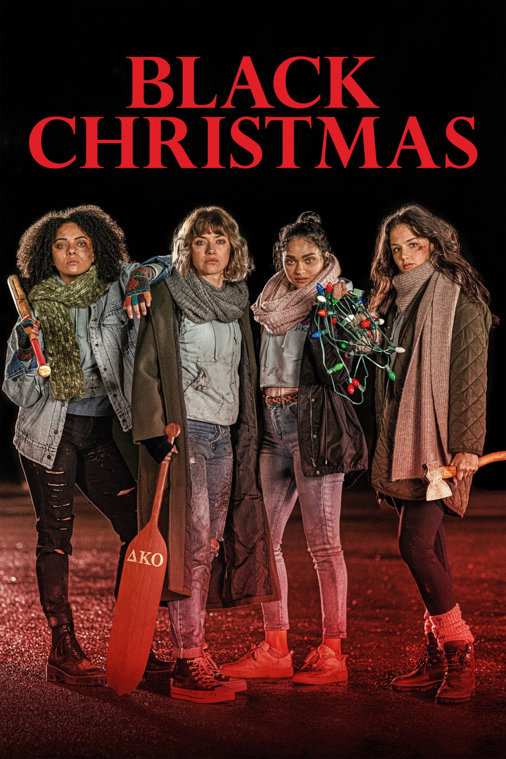 """Poster for the movie """"Black Christmas"""""""