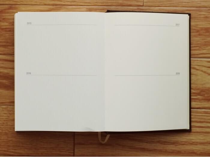 10年メモ毎年のまとめページ
