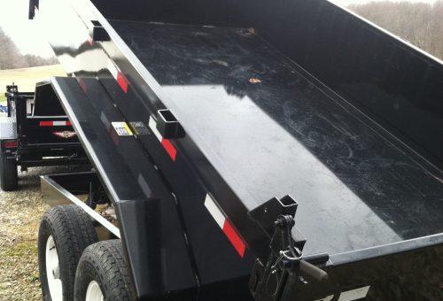 H&H Dump Box Tandem Axle