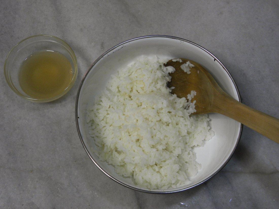 karışım pirince