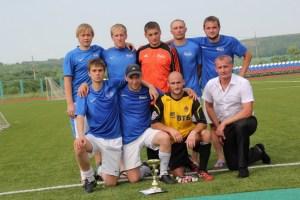 Бронзовые призеры турнира «ВАТТ-1» (Саранск)