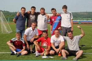 Победители турнира «Друзья Зидана» (Саранск)