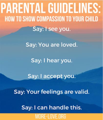 show-compassion