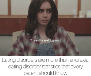 Eating disorders are more than anorexia- eating disorder statistics that every parent should know