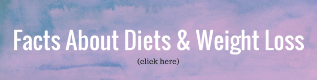 Facts about diets & weight loss (1)