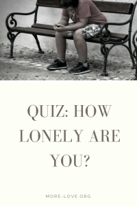 Quiz how lonely are you