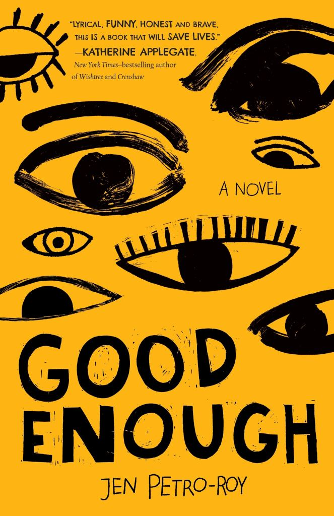Book Cover: Good Enough: A Novel
