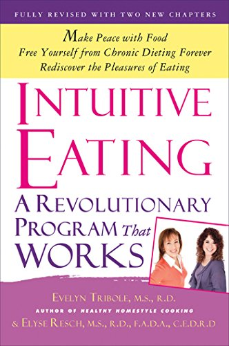Book Cover: Intuitive Eating: A Revolutionary Program that Works