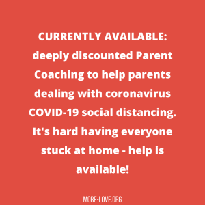 coronavirus parent coaching
